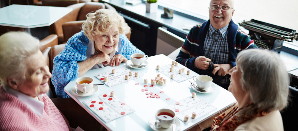 Ideas for beating cabin fever in your senior community