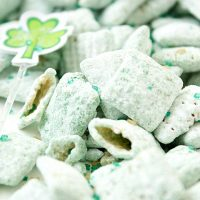 St. Patrick's Day Puppy Chow by Gal on a Mission