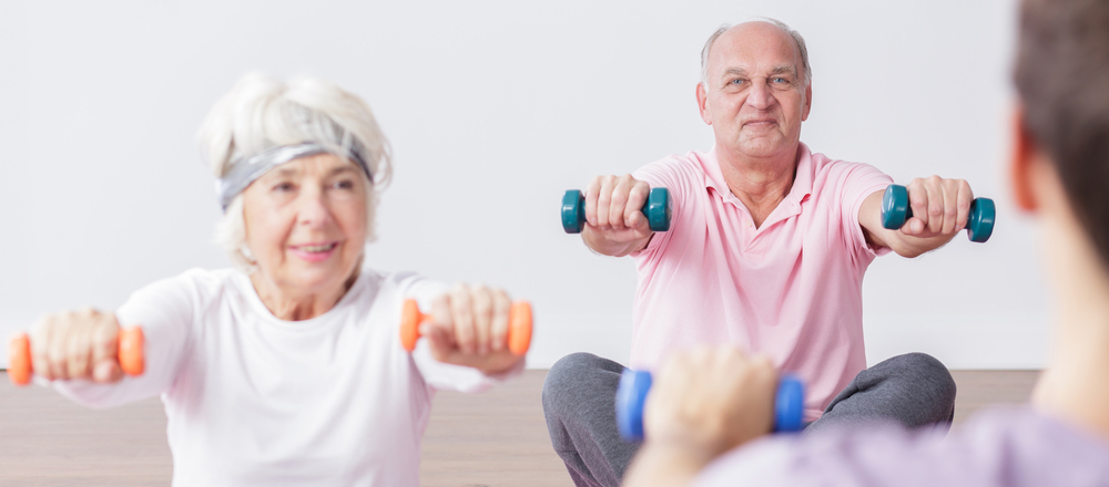 How to Start Exercising After 60