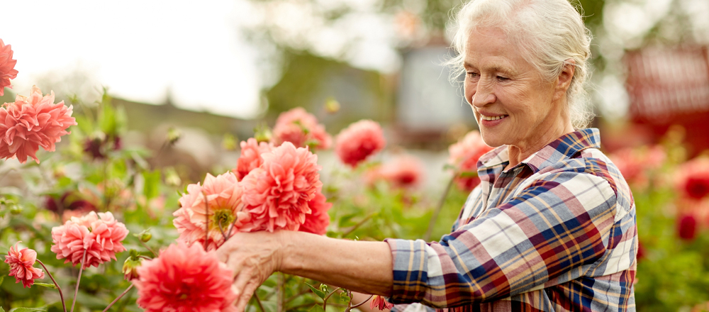How seniors can live green in senior communities