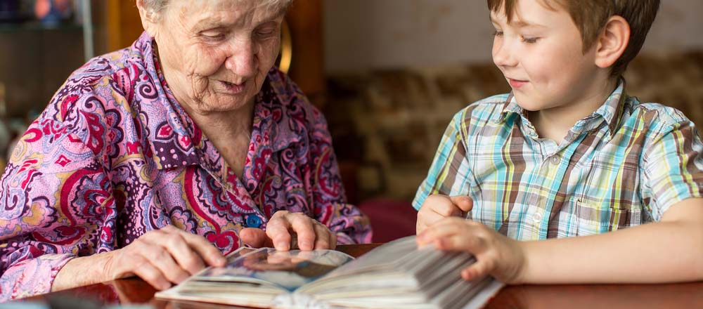 How to Celebrate Grandparents Day in Assisted Living| American Baptist Homes of the Midwest