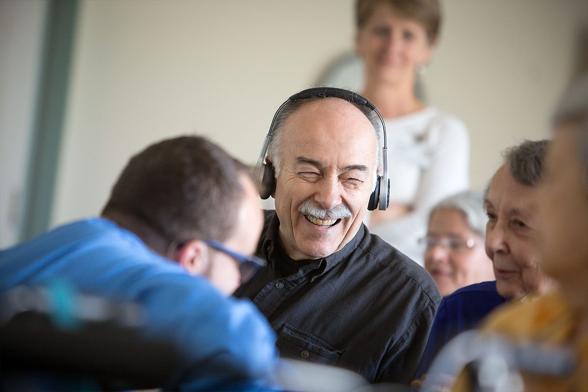 Innovative Hearing Solution to Be Offered to ABHM Seniors